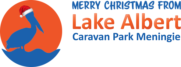 Merry Christmas From Lake Albert Caravan Park Meningie