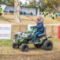 Meningie Hotel Lawn Mower Racing SALMRA photo by White Gold media