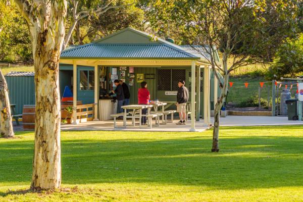 Lake Albert Caravan Park Park Facilites